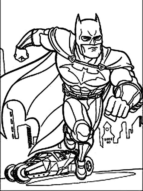 Printable Coloring Pages For Boys Batman by Batman And Robin Coloring Pages Free Printable Batman And