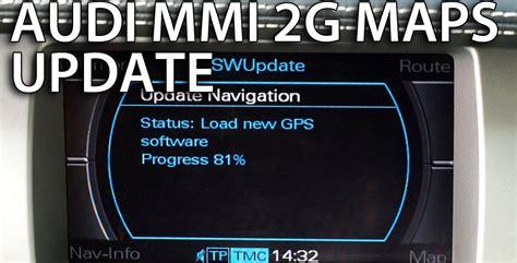 Audi Navigation Dvd by Audi Mmi 2g Navigation Dvd Maps Europe 2018 Free