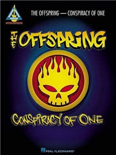 the offspring come out swinging guitar tab links the offspring conspiracy of one
