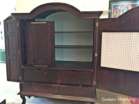 Armoire Sewing Cabinet by Image Gallery Sewing Armoire