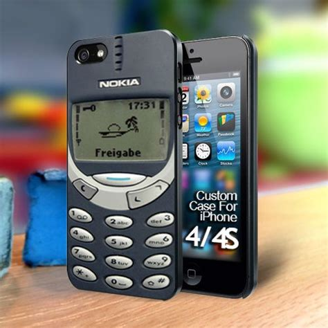 Casing Nokia N3310 the new nokia 3310 is a smartphone after all has a month