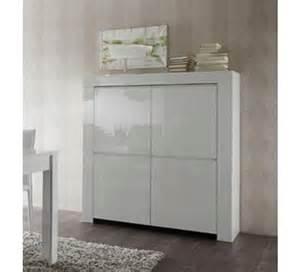Bien Armoire Murale Salle De Bain #6: armoire-moderne-blanc-laque.jpg