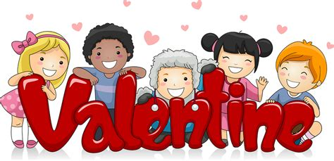 valentines day for children multicultural s day motivated