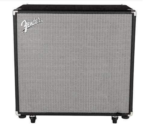 fender rumble bass cabinet buy fender rumble 115 cabinet v3 audiofanzine