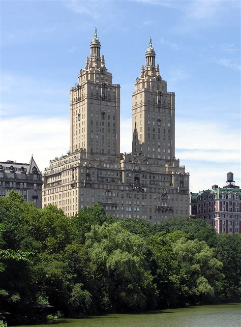 central park appartments file san remo apartments from central park jpg wikimedia