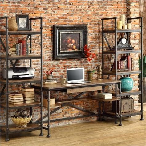Rustic Industrial Home Decor | ash wood furniture furniture design ideas