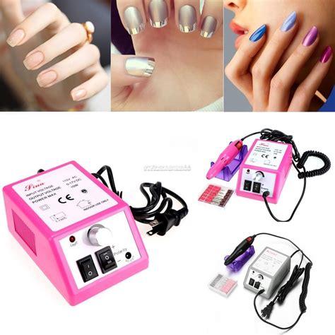 Terlaris Set Menicure Pedicure Manicure Set Meni Pedi Nailart Is nail manicure pedicure sander electric supplies drill tools set pen machine ebay