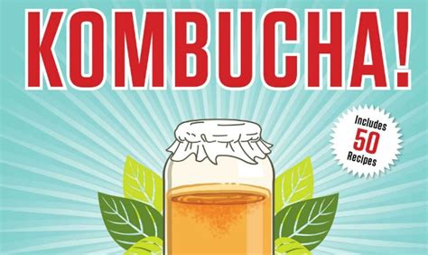 Kombucha Detox Bath by Food Drink Kombuchat
