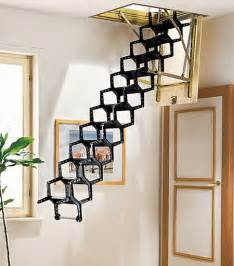 Retractable Stairs Design 15 Unique And Creative Staircases