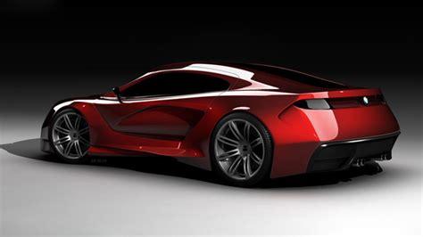 bmw supercar concept bmw m concept