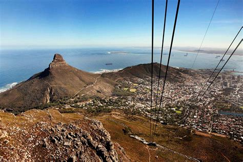 cape town table mountain tour visiting table mountain cape town south africa travel