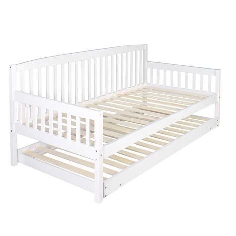 Buy Wooden Bed Frame Best 25 Day Bed Frame Ideas On Pinterest Single Day Bed Single Bed Frame Ikea And Hemnes Day Bed