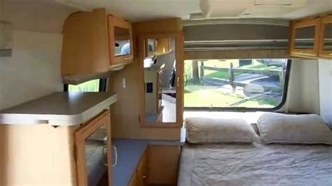 Make A Floorplan by 2000 Winnebago Rialta 22 Fd Class B Motor Home Only