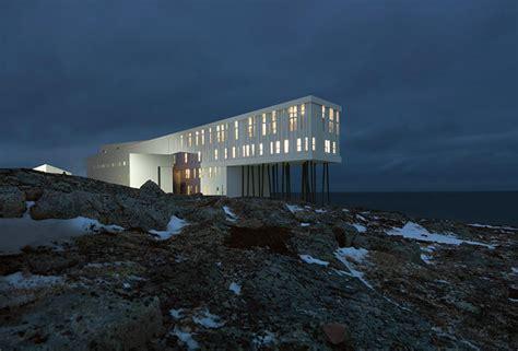 Hotel Room Floor Plan the fogo island inn opens its doors to the public