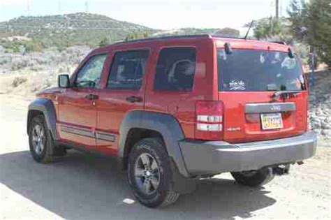 Jeep Liberty With Sky Slider For Sale Buy Used 2010 Jeep Liberty Renegade With Sky Slider In