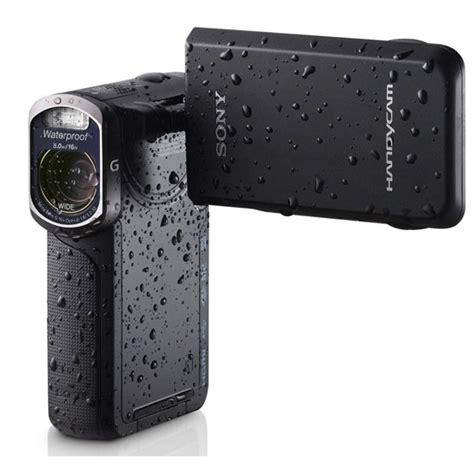 rugged camcorder sony announces rugged hd camcorder 171 new