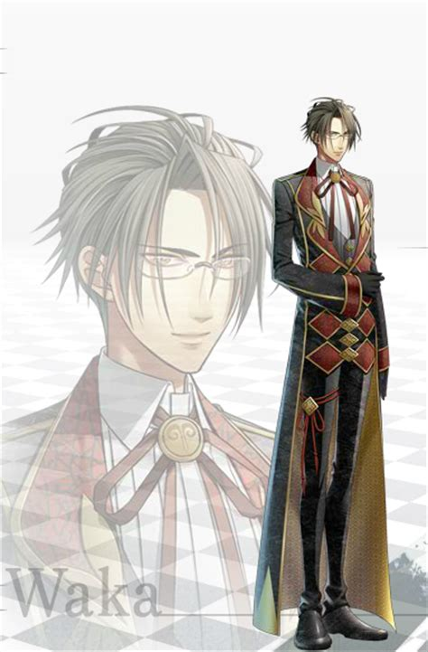 amnesia anime character name waka amnesia anime characters database
