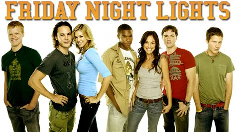 friday lights tv series friday lights tv fanart fanart tv