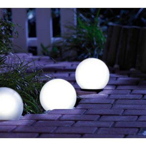 illuminazione solare giardino lada solare da esterno a sfera per illuminazione giardino