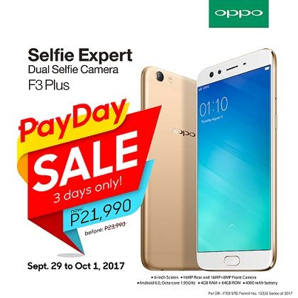 oppo f3 plus on sale this weekend! | adobotech