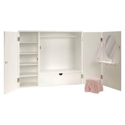 Our Generation Wardrobe by Our Generation Wooden Wardrobe