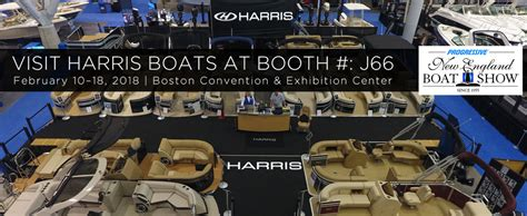 boston boat show convention center 2018 boston boat show visit harris pontoon boats