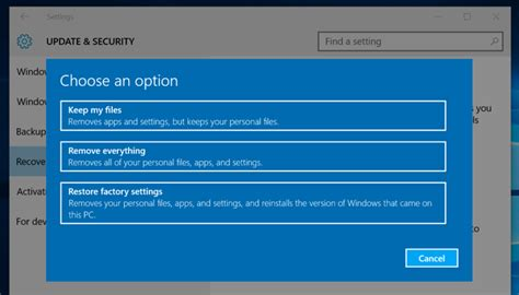 windows keeps resetting how to do a clean install of windows 10 the easy way