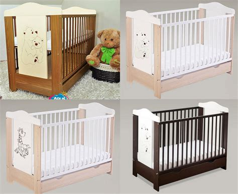 baby cots with drawers uk baby cots with drawer baby bed cot beds 4 models dumbo