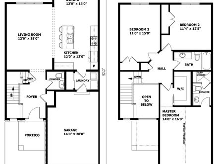 u shaped houses 2 bedroom 3d two bedroom house designs popular house plans and
