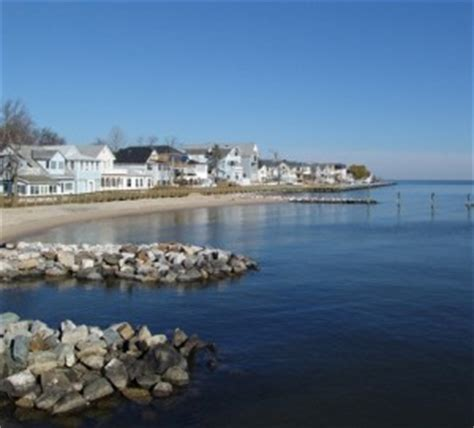 friendly beaches maryland drainage project to include environmentally friendly features southern