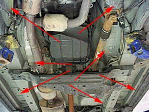 how to apply spray undercoating to a new car to prevent