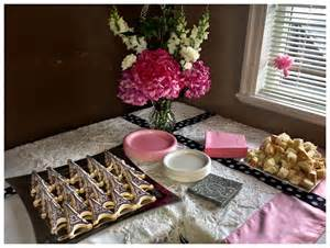 Food For Bridal Shower by Bridal Shower Food Ideas