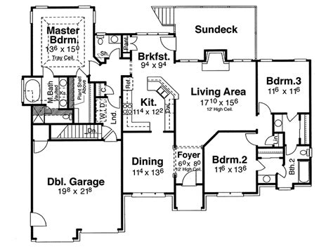 toronto house plans toronto ranch home plan 052d 0038 house plans and more