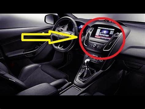 [new interior] 2018 ford fiesta sedan rendering looks good