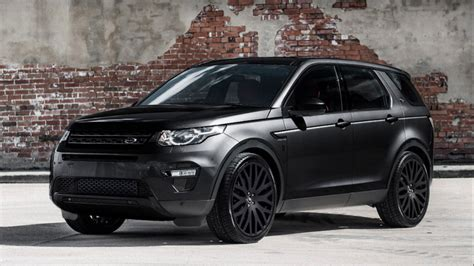 A. Kahn Design turns its attention to Land Rover?s Discovery Sport