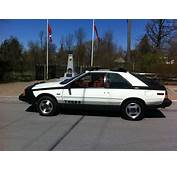 Fire 1984 Renault Fuego Turbo  Rusty But Trusty