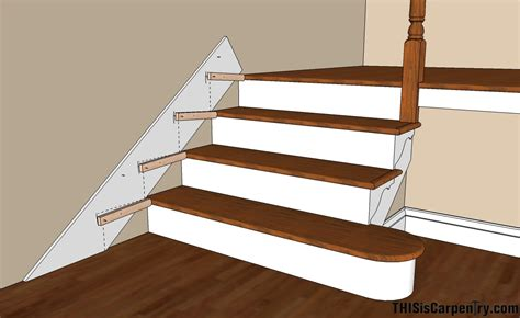 Kitchen Tiling Ideas physical why do stairs have overhangs user experience