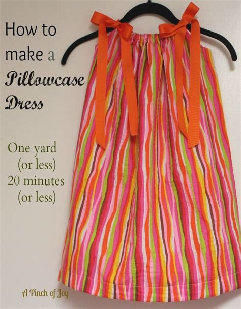 pillowcase pattern pinterest good pillowcase dress tutorial without the pillowcase