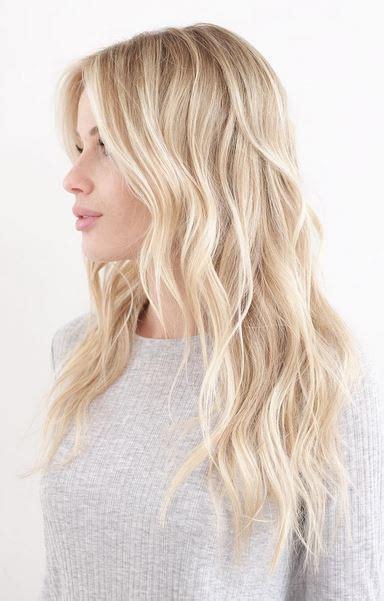 blonde hair with highlights blonde mane interest