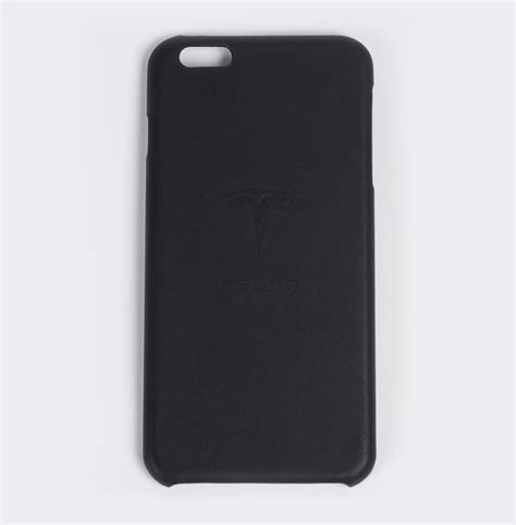 Leather Pouch For Tesla Terminator Tesla Sells Iphone 6 6s Leather Technobezz