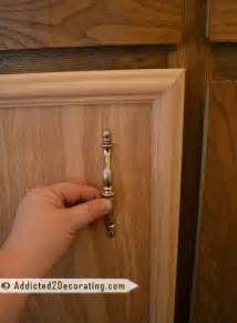how to make a cabinet door bathroom makeover day 3 how to make cabinet doors