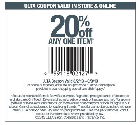 printable ulta coupons september 2015 free printable coupons ulta coupons