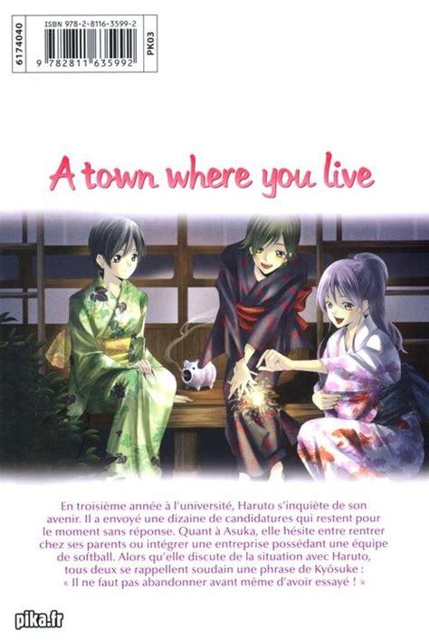 Town Where You Live 22 Oleh Kouji Seo a town where you live 25 tome 25