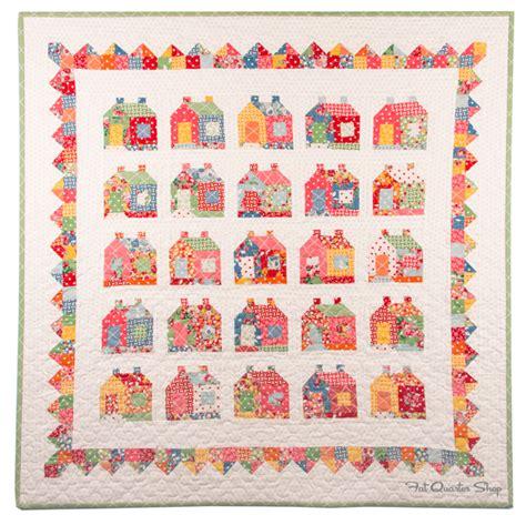 fat quarter shop s jolly jabber cozy cottage calendar