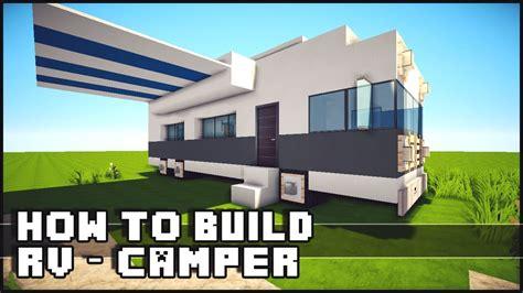 minecraft    rv camper youtube