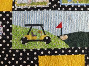 Barn Yarn Free Download You Have To See Quot Tee Time Quot Golf Quilt On Craftsy