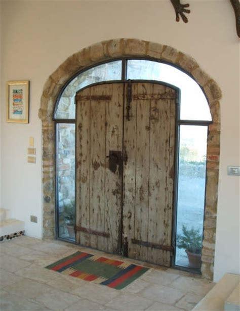 porte con arco lisi fabrizio porte e portoni