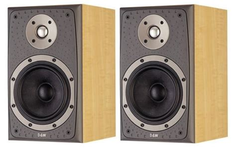 b w dm303 bookshelf speakers review and test