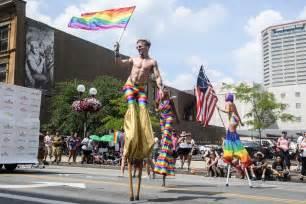 Pride Festival Photos 2017 Pride Parade Columbusunderground