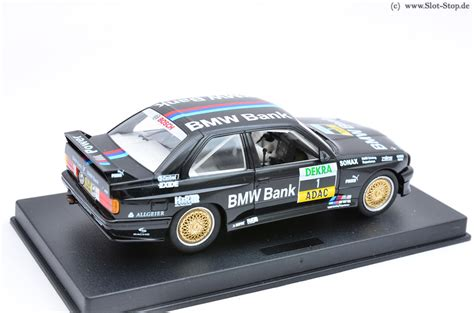 auto bank kaufen slotwings slw03802 bmw m3 e30 team bmw bank 1 slotcar kaufen
